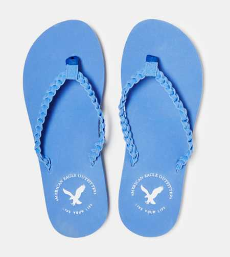 AEO Braided Flip-Flop - Buy One Get One 50% Off