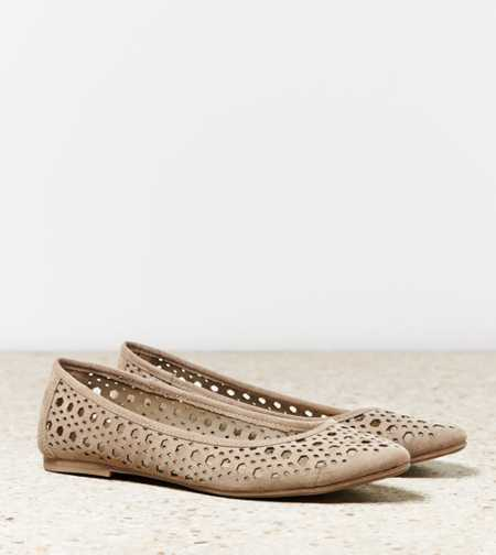 AEO Cutout Flat - Free Shipping On Shoes