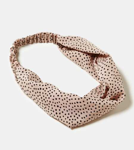 AEO Heart Print Headwrap - Buy One Get One 50% Off