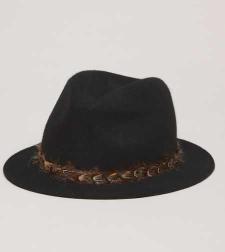 AEO Feather Fedora