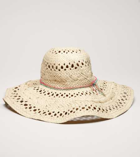 AEO Beaded Floppy Hat