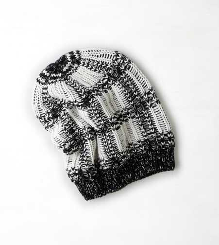 AEO Reverse Knit Beanie - Buy One Get One 50% Off