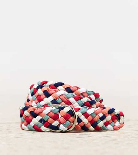 AEO Braided Slide Belt - Buy One Get One 50% Off