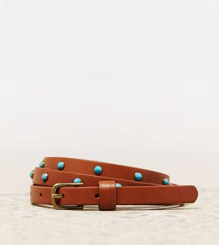 AEO Skinny Studded Belt - Buy One Get One 50% Off