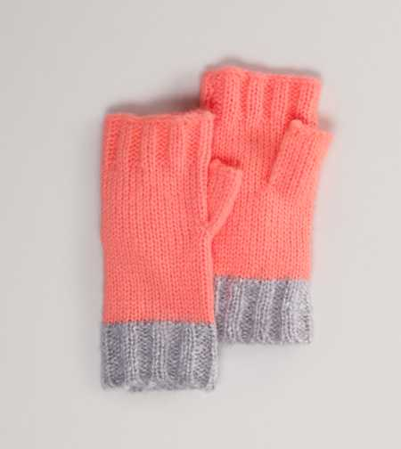 AEO Colorblock Fingerless Glove