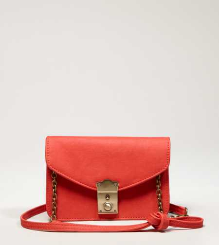 AEO Pushlock Crossbody Bag