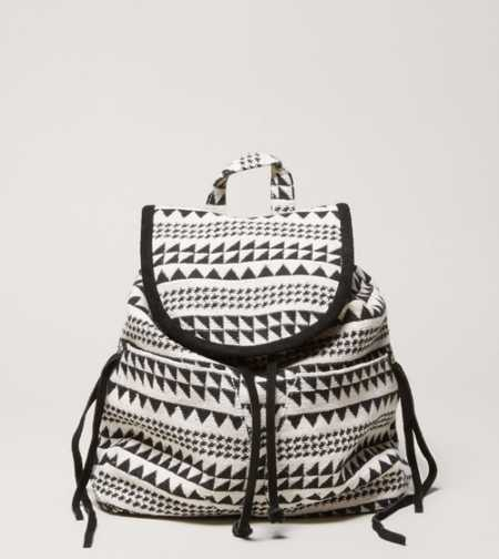 AEO Embroidered Backpack - Take 40% Off