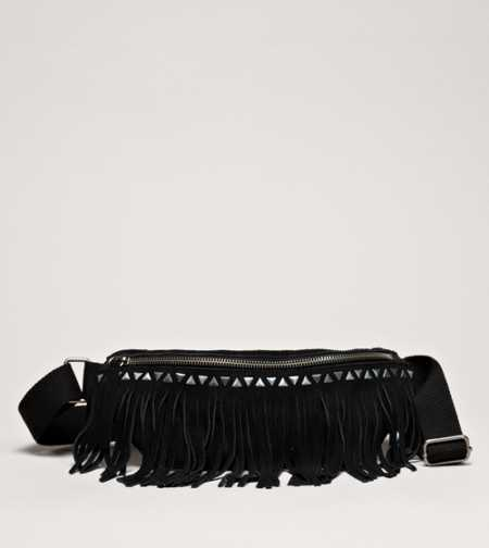 AEO Fringed Fanny Pack - Take 40% Off