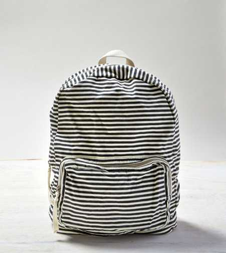 AEO Striped Backpack