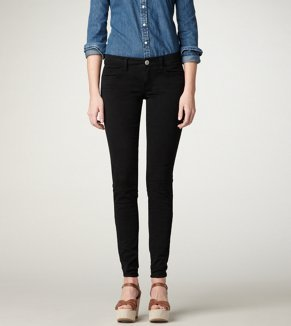 Jegging - Black Wash