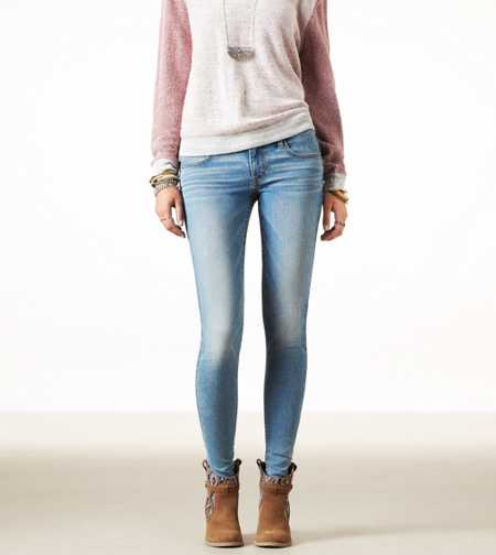 Jegging - BRIGHT LIGHT- SUPER STRETCH
