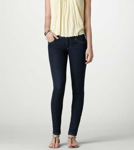 Jegging - SOFT RINSE INDIGO- SUPER STRETCH