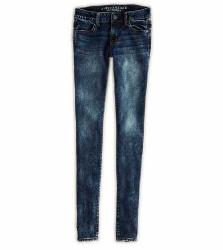 Jegging - Bruised Blue - Super Stretch