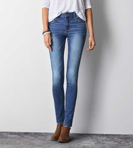Hi-Rise Jegging - Fresh Medium