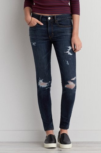 AEO Denim X Hi-Rise Jegging  - Buy One Get One 50% Off