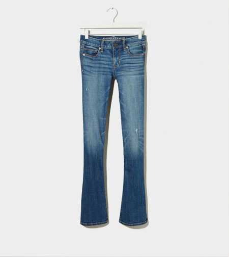 Skinny Kick Jean - Dark Broken-in - Super Stretch
