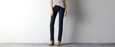 Sale alerts for American Eagle Straight Jean - Covvet