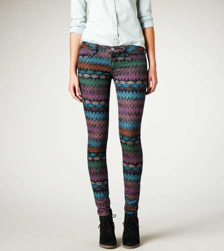 Printed Jegging