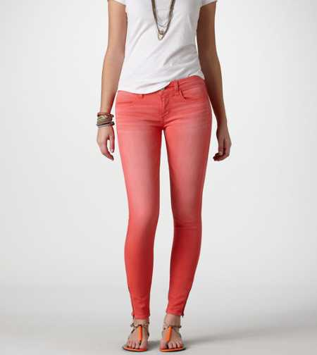 Jegging Ankle