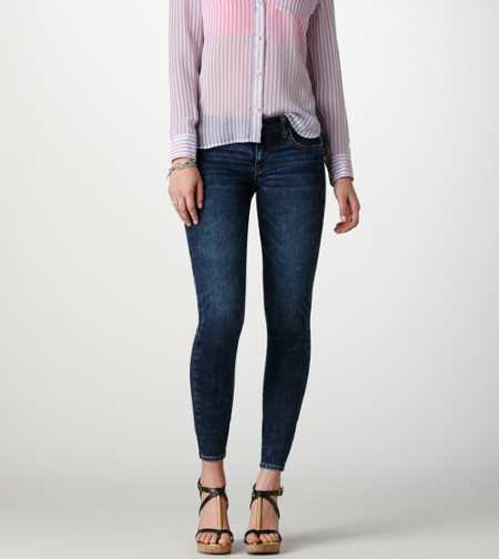 Jegging Ankle - DARK ACID