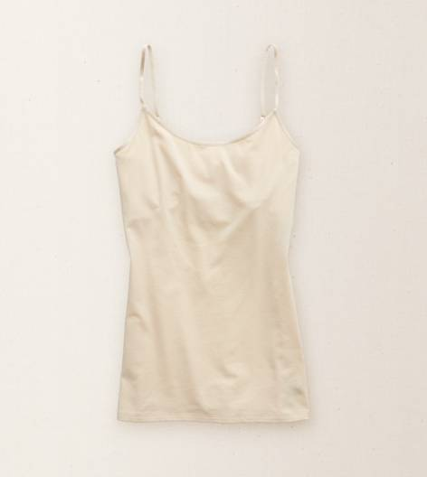 Sand Dollar Aerie Girly Scoop Neck Tank