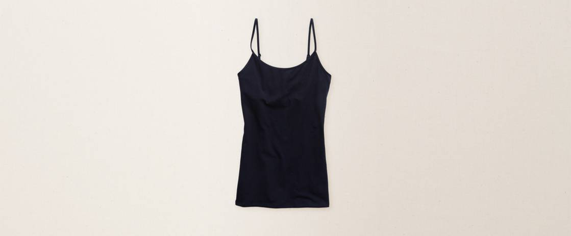 Night Time Navy Aerie Girly Tank