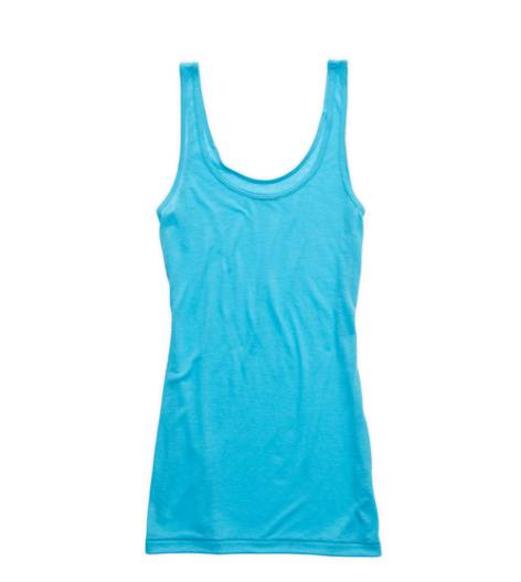 Aquarius Aerie Scoop Neck Tank