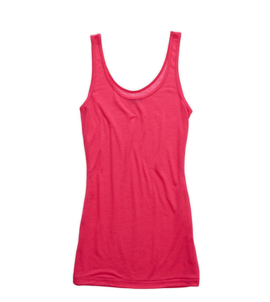 Plumberry Aerie Basic Scoop Neck Tank