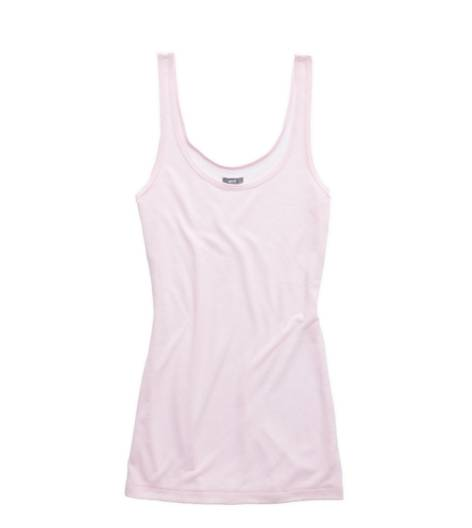Rosy Lilac Aerie Scoop Neck Tank