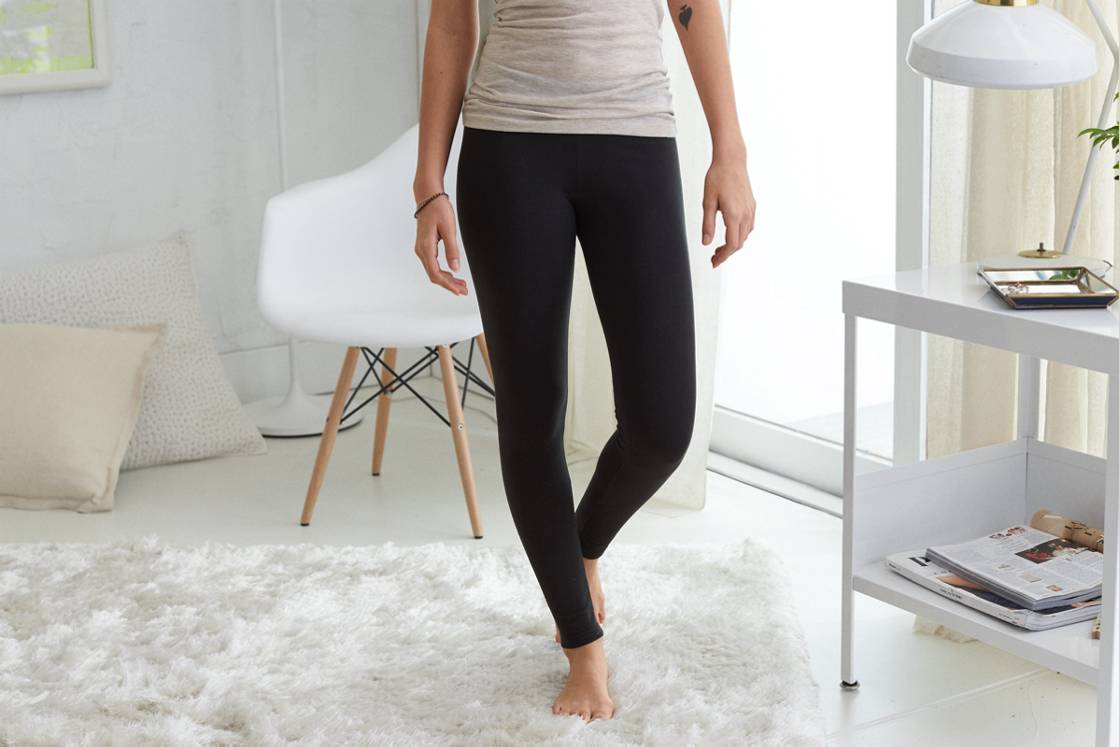 True Black Aerie Leggings