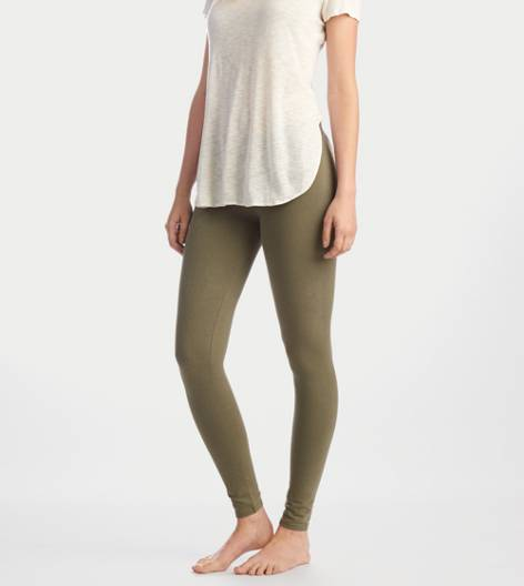 Military Green Aerie Leggings