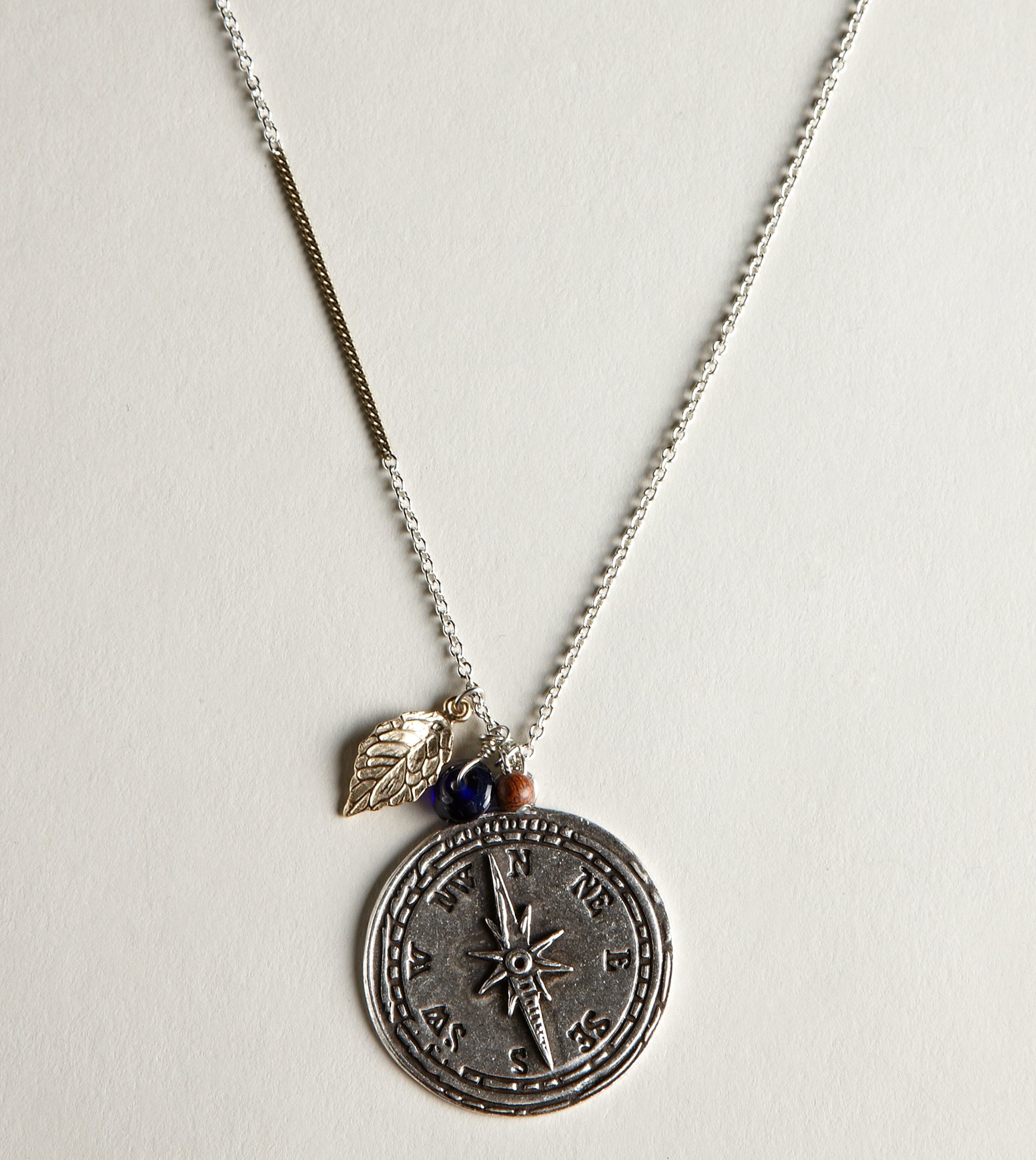 AEO Compass Pendant - American Eagle Outfitters