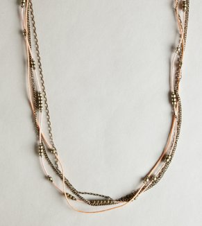 AEO Layered Chain Necklace - Buy One Get One 50% Off