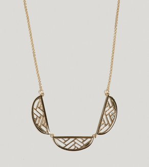 AEO Cutout Statement Necklace - Buy One Get One 50% Off