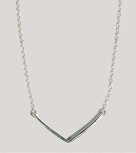 AEO V Necklace - Take 40% Off