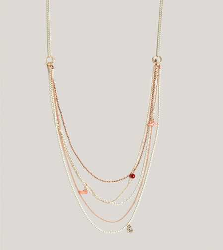 AEO Chain Necklace - Take 40% Off