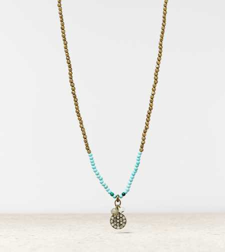 AEO Beaded Necklace - Take 40% Off