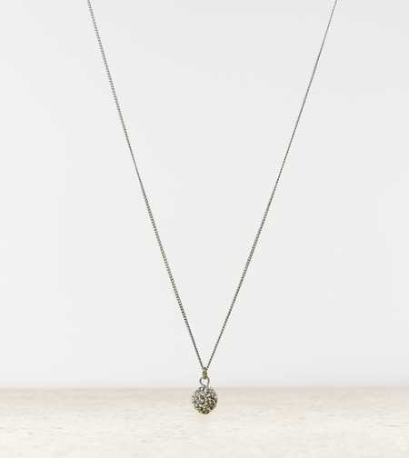 AEO Disco Charm Necklace - Buy One Get One 50% Off