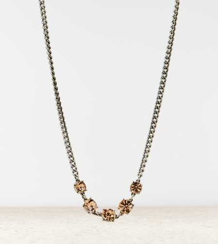 AEO Gemstone Chain Necklace - Buy One Get One 50% Off