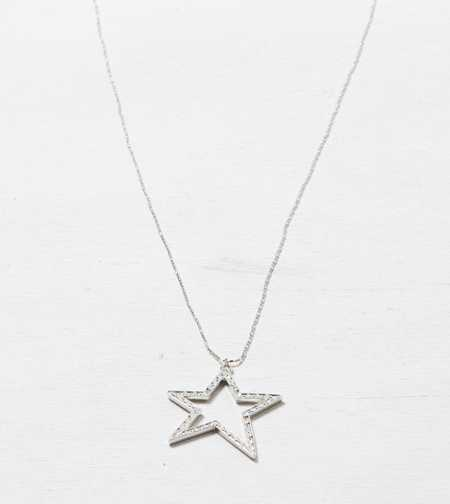 AEO Gemstone Star Necklace - Buy One Get One 50% Off