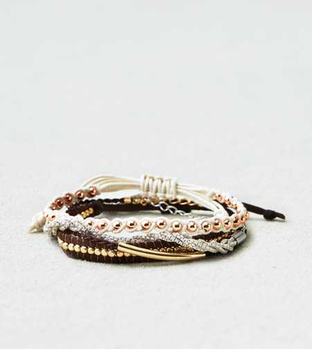 AEO White Chain Braid Arm Party - Buy One Get One 50% Off