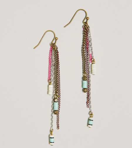 AEO Chain Earrings