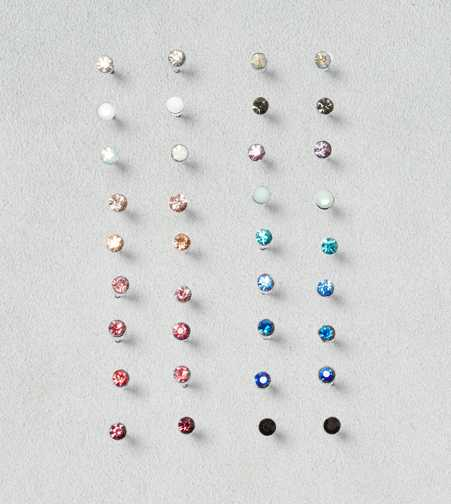 AEO Stud Earring 18-Pack  - Buy One Get One 50% Off