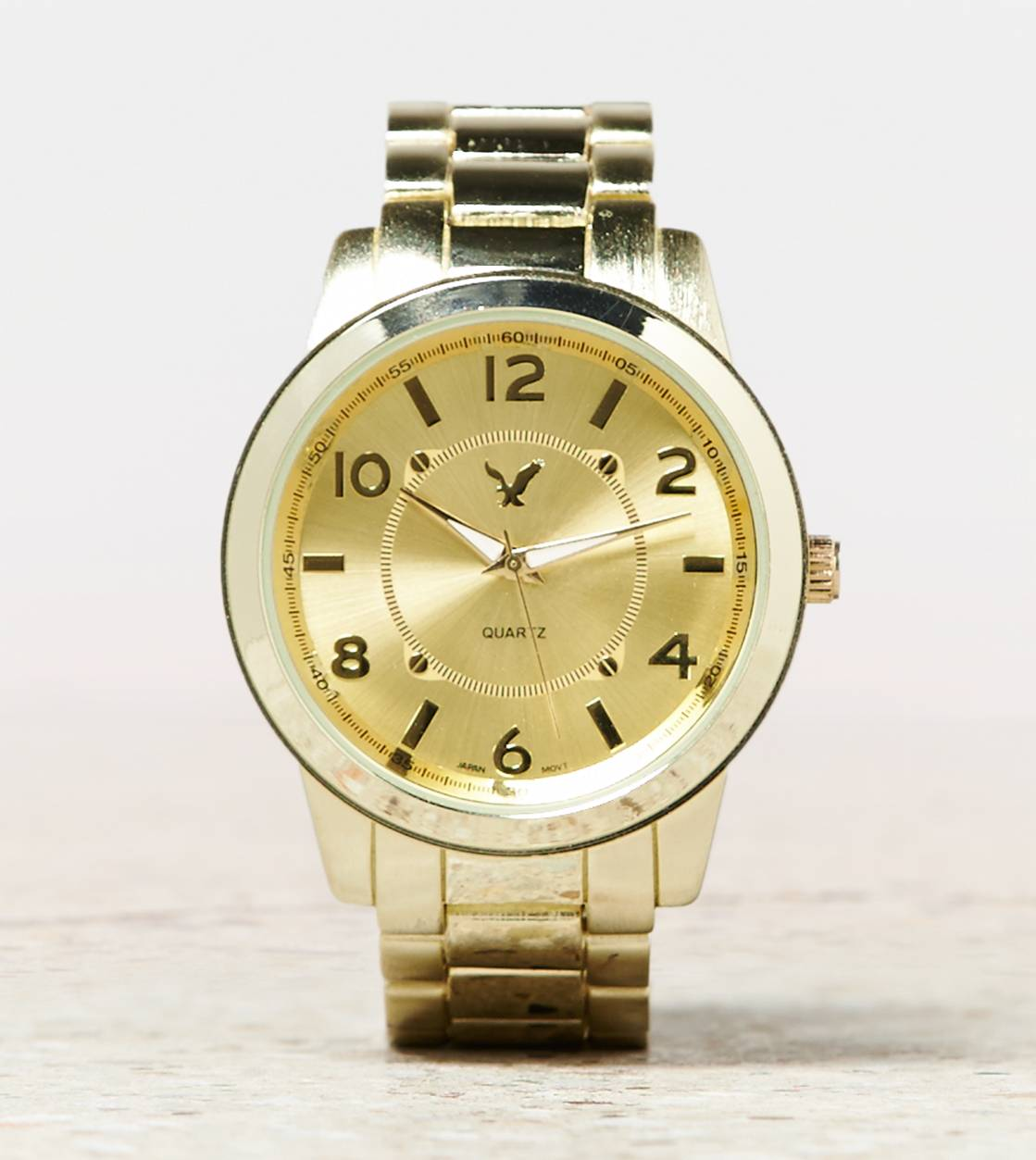 Gold AEO Bracelet Watch