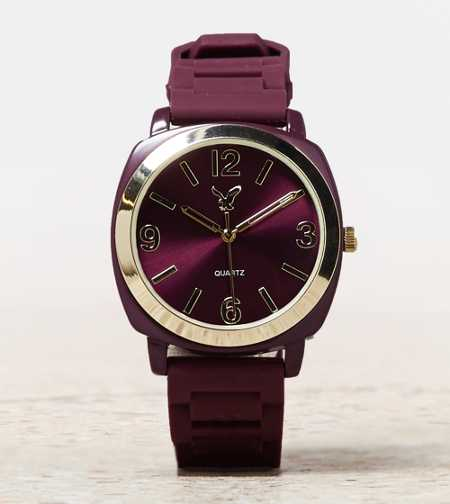 AEO Rubber Watch - Buy One Get One 50% Off