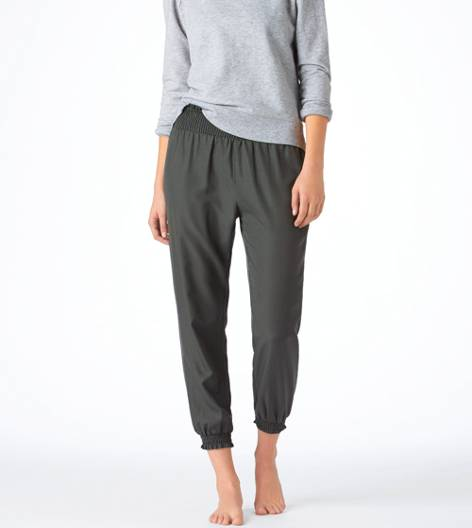 Stone Aerie Day-to-Night Silky Pant