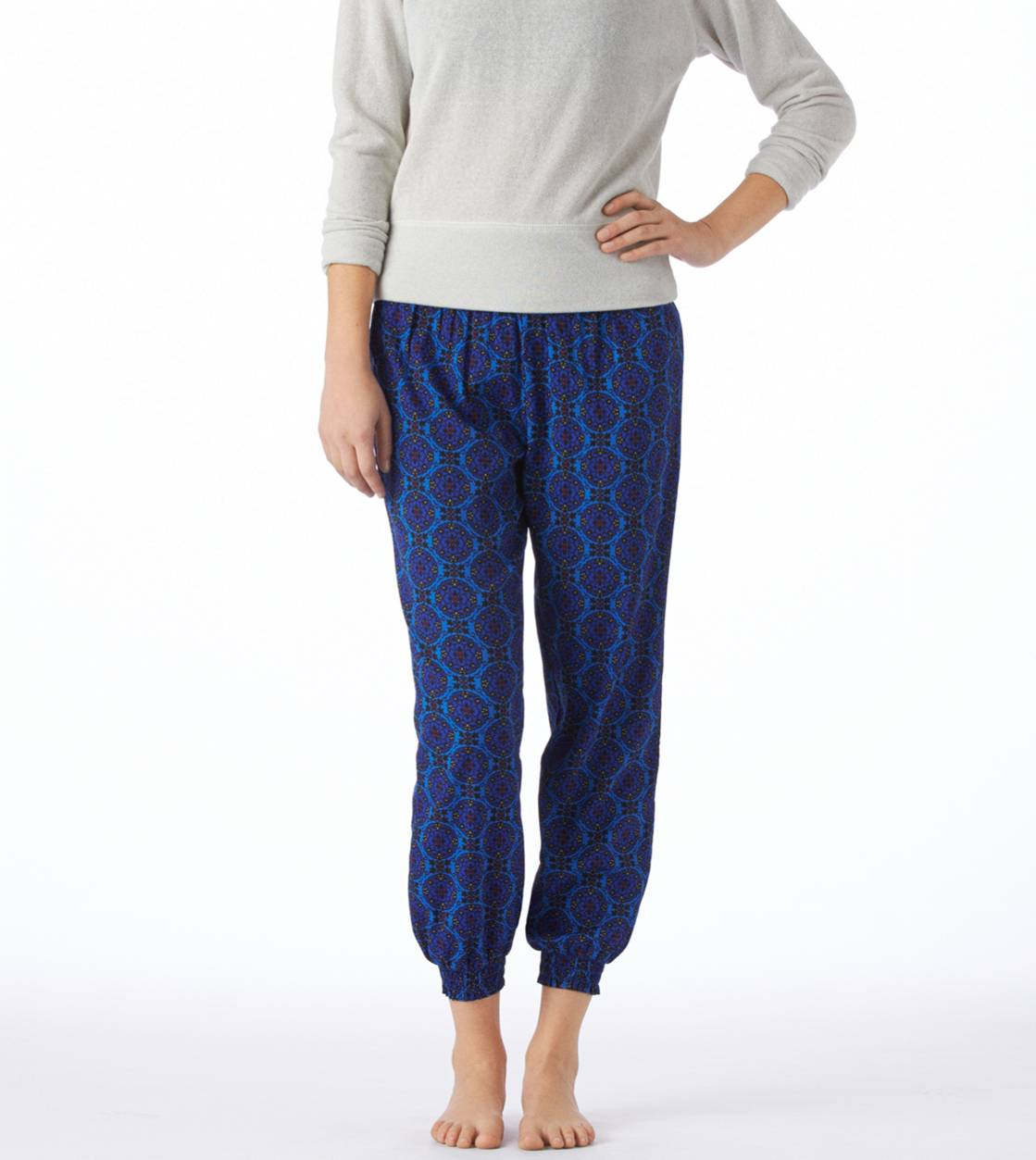 Star Aerie Day-to-Night Silky Pant