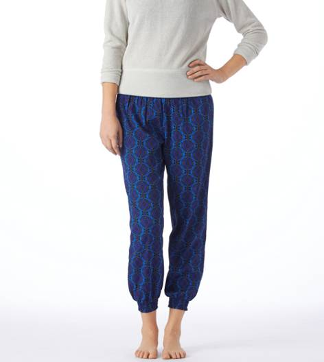 Midnight Rebel Aerie Day-to-Night Silky Pant