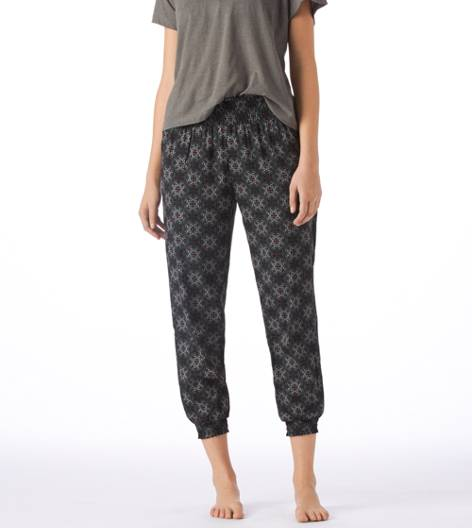 Pewter Aerie Day-to-Night Silky Pant