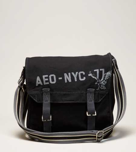 AEO NYC Messenger Bag